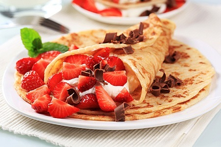 Fruit Pannekoek